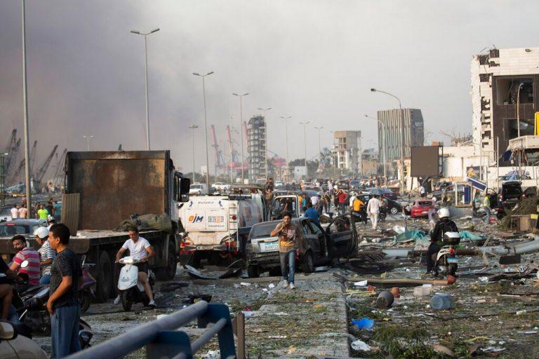 FBI probe says Beirut port blast caused by 500 tonnes of fertiliser