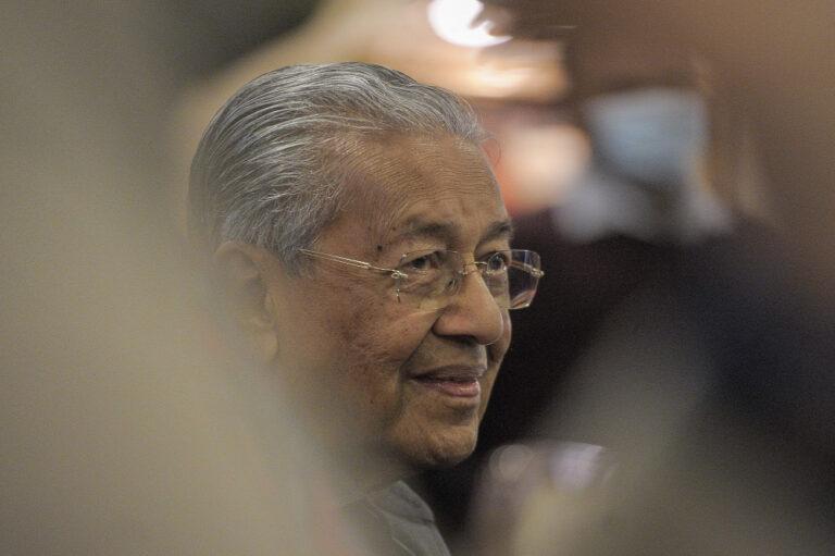 Dr Mahathir calls Perikatan govt a 'dictatorship', says Malaysia 'ruled by decree'