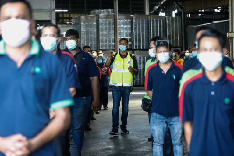 MCO 3.0: Perak police issue compound notices to three factories in Taiping for flouting SOP