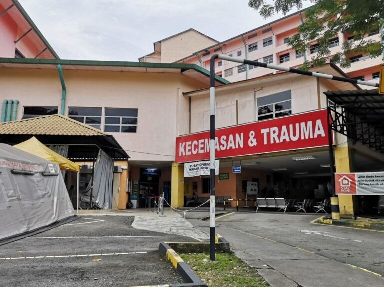 Health Ministry adds 450 beds for Covid-19 patients at Hospital Selayang