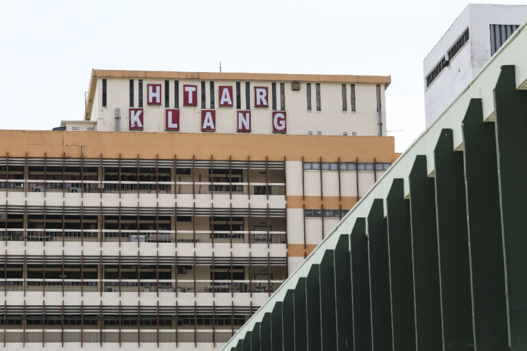 Klang's HTAR field hospital final checks underway before Friday opening, says its director