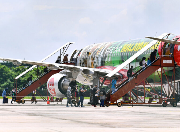 Tourism minister says travellers to Langkawi who test positive for Covid-19 can reschedule flight tickets, hotel reservations